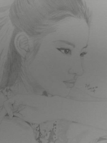Chị Lan