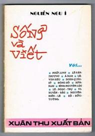 15052313_SONG va VIET do Bach Khoa xb. Xuan-Thu tai-ban
