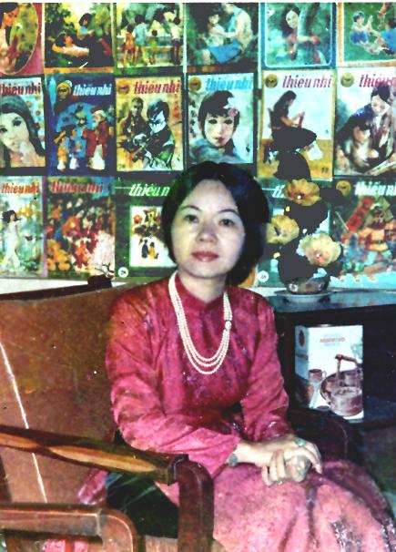 Do Phuong Khanh THIEU NHI