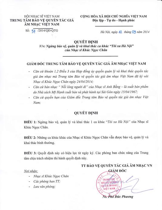 Pho Duc Phuong-Huy bo bao ve quyen cua NS Khuc Ngoc Chan