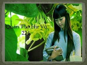 Quán Thơ Hư Vô 224