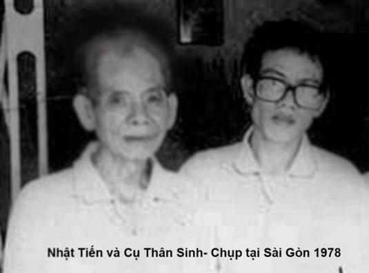 Nhat Tien va Cu than sinh-Saigon 1978
