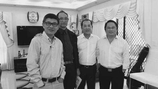 Hư Vô, Guitarist Qúy, Nhạc Sĩ Phùng Việt Dũng- Nhạc Sĩ Hoàng Thanh Tâm