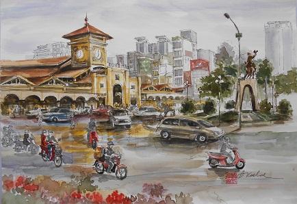 Đêm Lỡ Giấc Sài Gòn