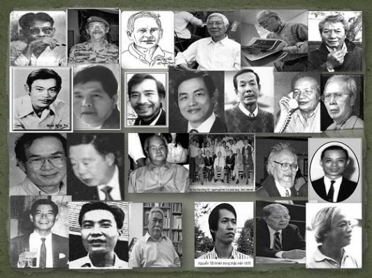 40 Năm Hải Ngoại- Một Nén Hương- Một Bông Hồng Cho Những Nhà văn- Nhà Thơ Đã Khuất Núi