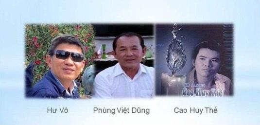 Hư Vô - Phùng Việt Dũng - Cao Huy Thế