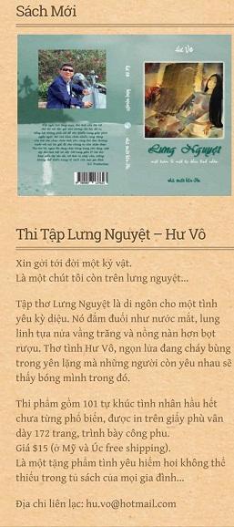 Lưng Nguyệt - Hư Vô