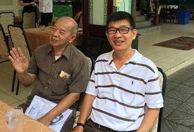 Nhà thơ Phạm Tiên Thư vah Hư Vô